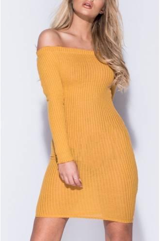 Rochita Mustard Jersey