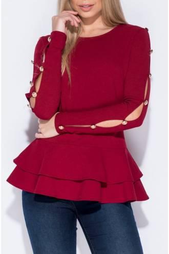 Bluza Amy Rosu