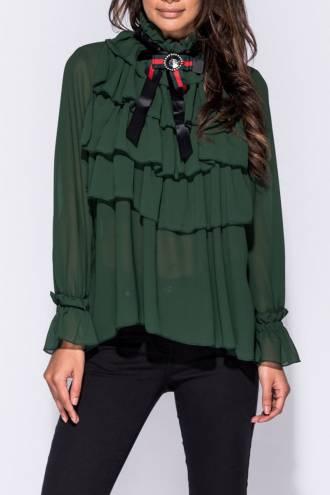 Bluza Victoria Verde
