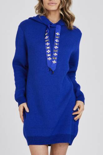 Rochie/pulover Jewels Blue