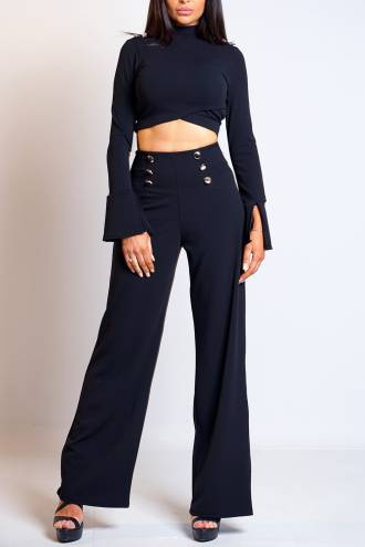 Compleu pantalon si top Roxie