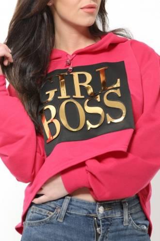 Hanorac Girl Boss
