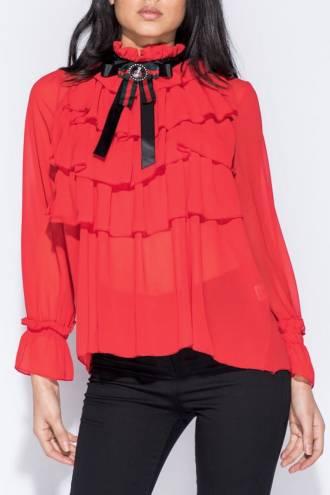 Bluza Victoria Red