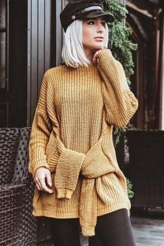 Rochie/pulover Knot