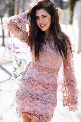 Rochie Superstar Pink