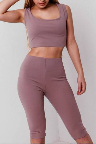 Set Sporty Mauve