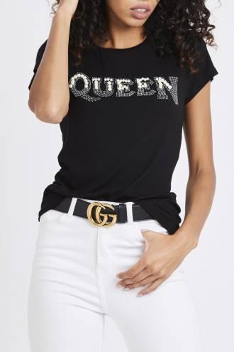 Tricou Queen Pearls