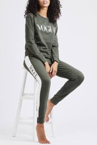 Trening Vogue Kaki