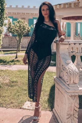 Rochie Selma Black