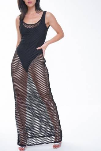Rochie Fishnet