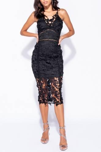 floral-lace-cami-bodycon-midi-dress