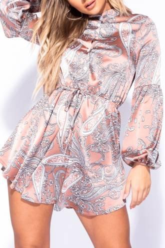 Rochie Alice Soft Pink