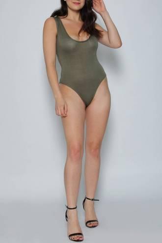 Body Clasic Kaki