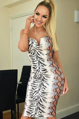 Rochie Raina Snake