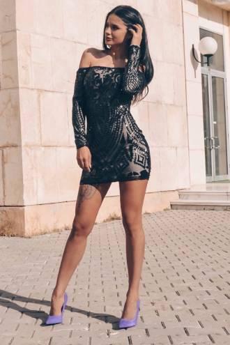 Rochie Dark Queen