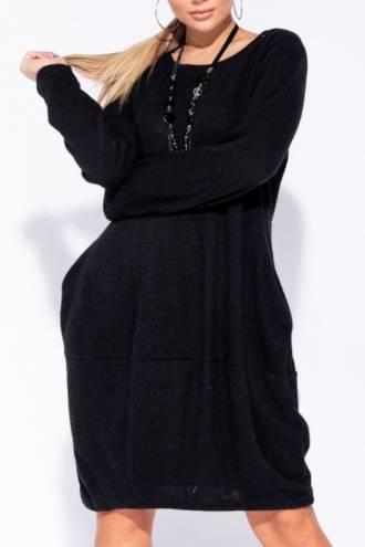 Rochie Alessia Black
