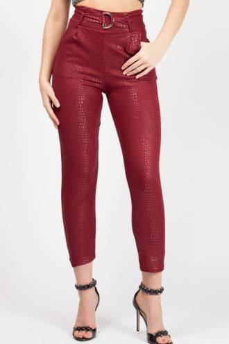 Pantalon Croc Red