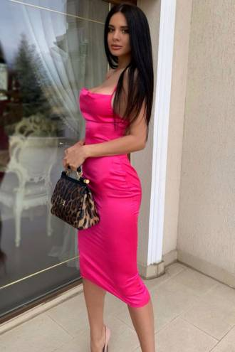 Rochie Valentina Pink