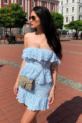 Rochie Kendall Blue