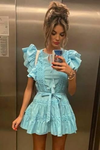 Rochie Camilla Blue