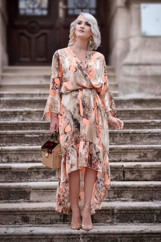 Rochie Amalia Orange