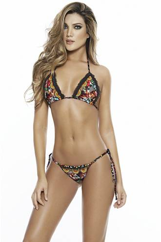 "Costum de baie ""California Dreaming"" 14364"