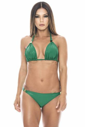 "Costum de baie ""Green Envy"" 14594"