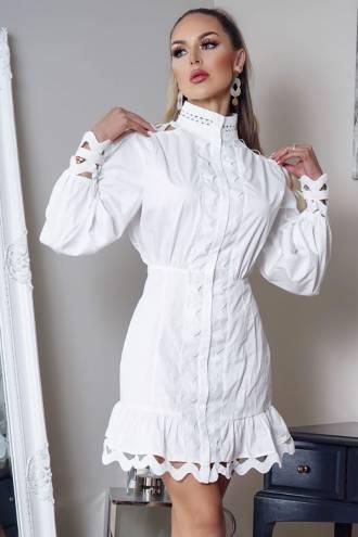 Rochie Daiana White